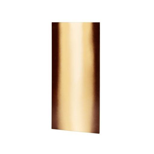 infrapanel UDEN-700 beköthető (dugvillás kábel nélkül) fali fix cappuccino