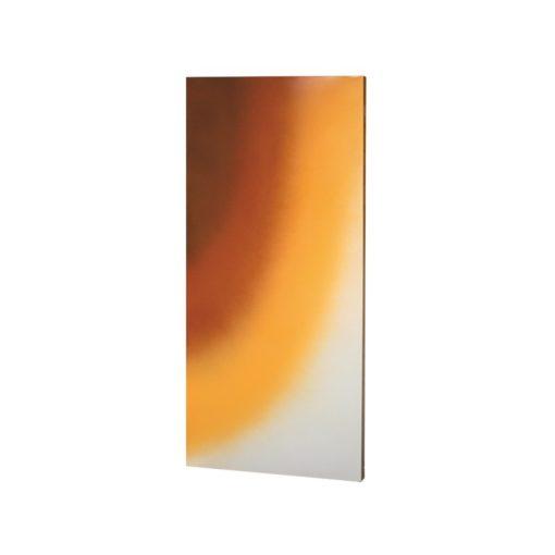 infrapanel UDEN-700 beköthető (dugvillás kábel nélkül) fali fix caramel