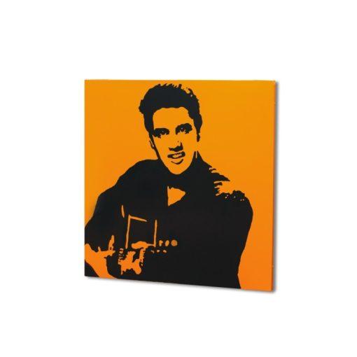 fali infra fűtőtest UDEN-500 beköthető (dugvillás kábel nélkül) fali négyzet fix Elvis