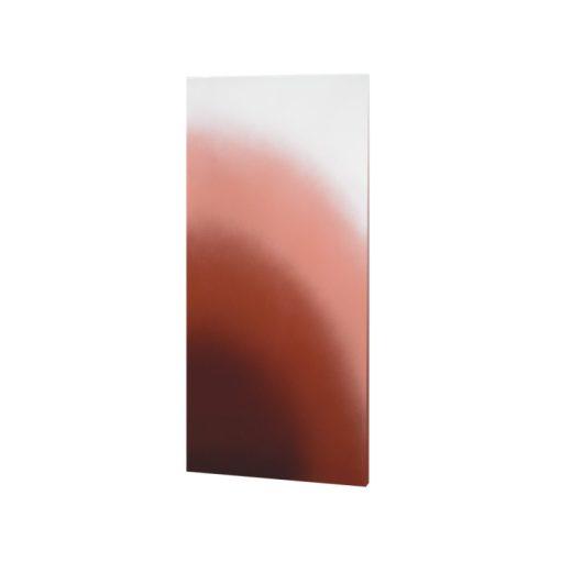 infrapanel UDEN-700 beköthető (dugvillás kábel nélkül) fali fix frappe