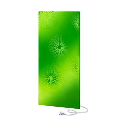 infrapanel UDEN-700 konnektoros fali fix zöld citrom