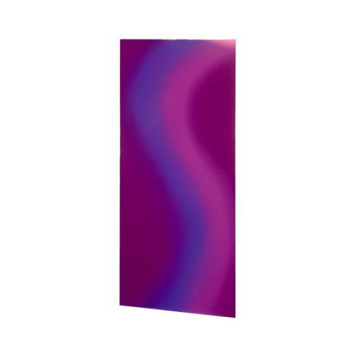 infrapanel UDEN-700 beköthető (dugvillás kábel nélkül) fali fix magenta