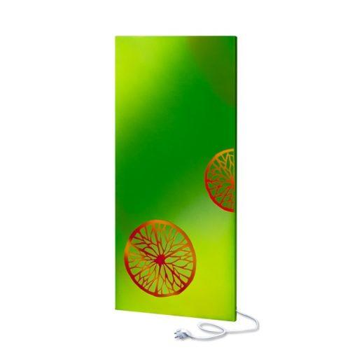 infrapanel UDEN-700 konnektoros fali fix narancs