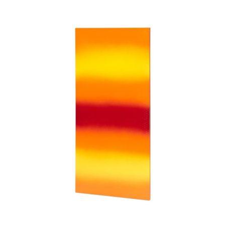 infrapanel UDEN-700 beköthető (dugvillás kábel nélkül) fali fix sáfrány
