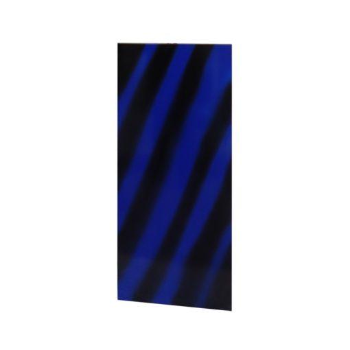 infrapanel UDEN-700 beköthető (dugvillás kábel nélkül) fali fix zafír