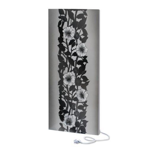 infrapanel UDEN-700 konnektoros fali fix ezüst növény