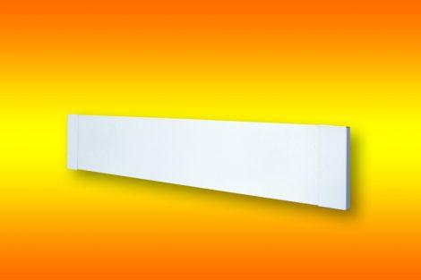 infrapanel UDEN-150 beköthető (dugvillás kábel nélkül) lábazati szegélyléc fix fehér