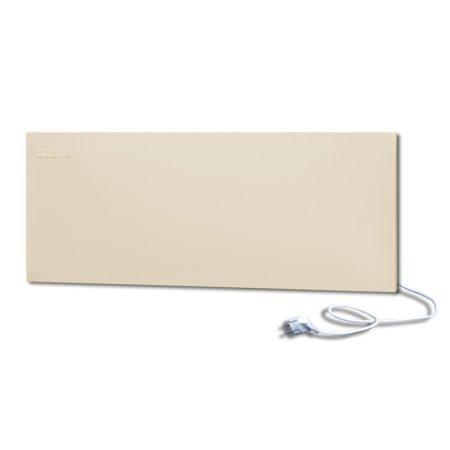 infrapanel UDEN-250 konnektoros fali fix RAL 1013 Gyöngy fehér