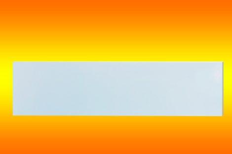 infrapanel UDEN-300 beköthető (dugvillás kábel nélkül) fali fix fehér