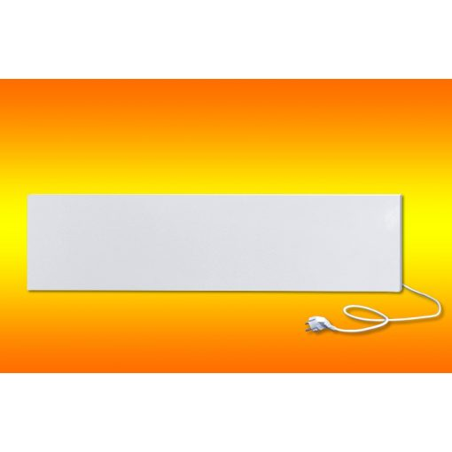 infrapanel UDEN-300 konnektoros fali fix fehér