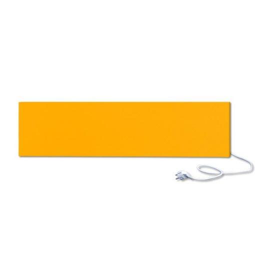 infrapanel UDEN-300 konnektoros fali fix RAL 1003 Szignál sárga