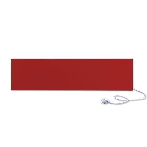 infrapanel UDEN-300 konnektoros fali fix RAL 3001 Szignál vörös