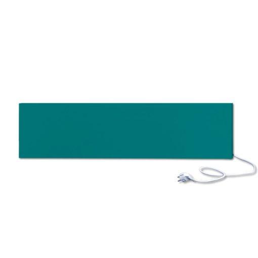 infrapanel UDEN-300 konnektoros fali fix RAL 5021 Vízkék