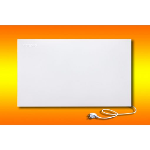 infrapanel UDEN-500 konnektoros fali fix fehér