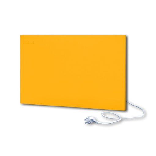 infrapanel UDEN-500 konnektoros fali fix RAL 1003 Szignál sárga