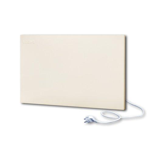 infrapanel UDEN-500 konnektoros fali fix RAL 1013 Gyöngy fehér