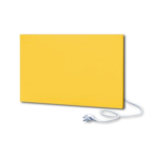 infrapanel UDEN-500 konnektoros fali fix RAL 1018 Cink sárga