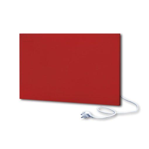 infrapanel UDEN-500 konnektoros fali fix RAL 3001 Szignál vörös