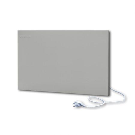 infrapanel UDEN-500 konnektoros fali fix RAL 9006 Fehér alumínium