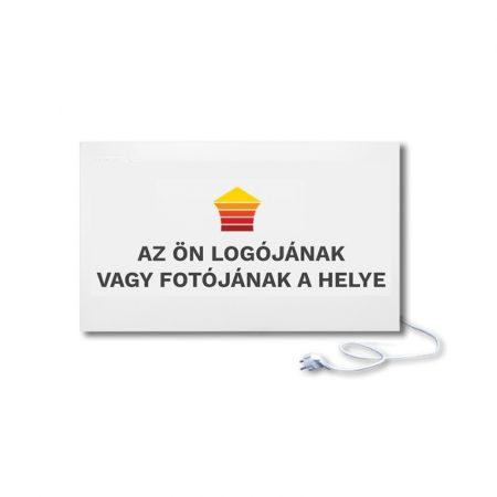infrapanel UDEN-500 konnektoros fali fix személyre szabható (logóval vagy fotóval)