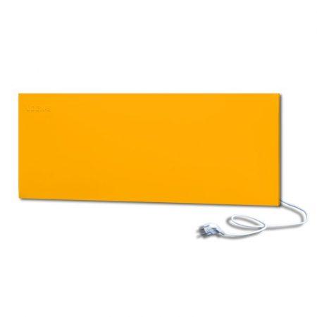 infrapanel UDEN-500D konnektoros fali széles fix RAL 1003 Szignálsárga