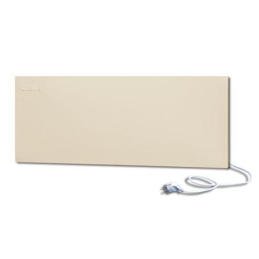 infrapanel UDEN-500D konnektoros fali széles fix RAL 1013 Gyöngy fehér