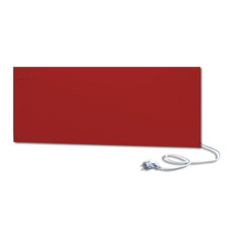infrapanel UDEN-500D konnektoros fali széles fix RAL 3001 Szignál vörös
