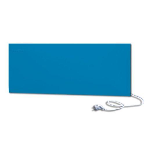 infrapanel UDEN-500D konnektoros fali széles fix RAL 5015 Égkék