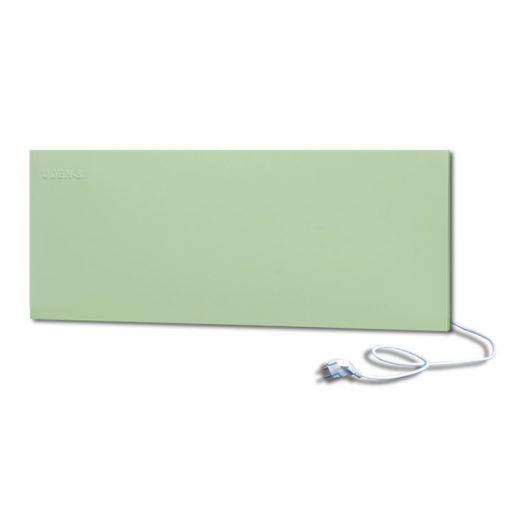 infrapanel UDEN-500D konnektoros fali széles fix RAL 6019 Pasztell zöld