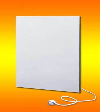 infrapanel UDEN-500K konnektoros fali négyzet fix fehér