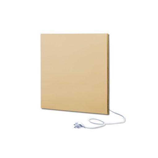 infrapanel UDEN-500K konnektoros fali négyzet fix RAL 1014 Elefántcsont