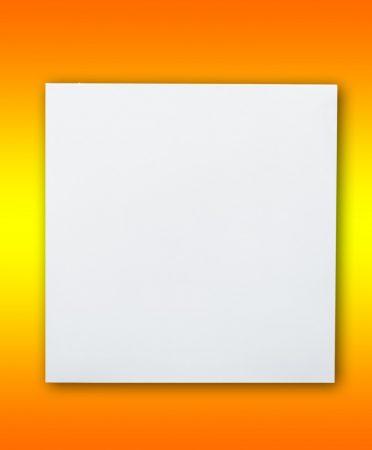 infrapanel UDEN-500P mennyezeti négyzet fix fehér