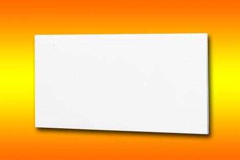 infrapanel UDEN-700 beköthető (dugvillás kábel nélkül) fali fix fehér