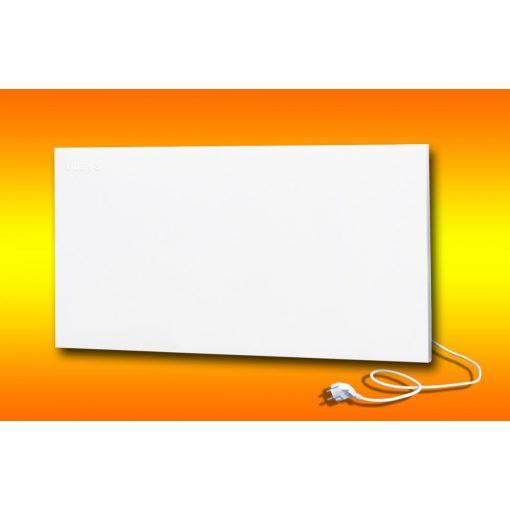 infrapanel UDEN-700 konnektoros fali fix fehér