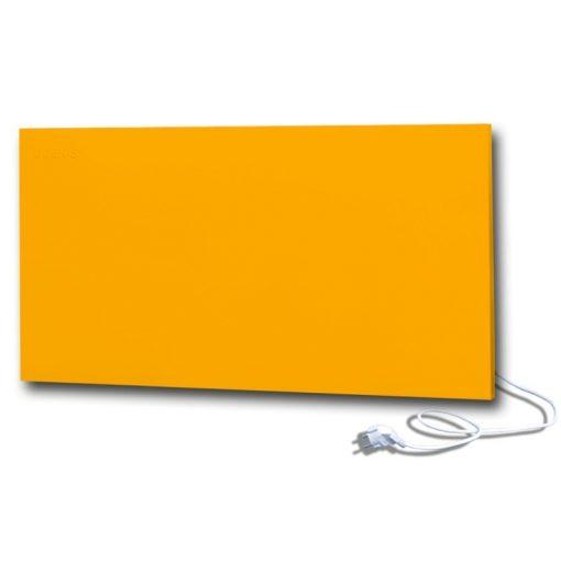 infrapanel UDEN-700 konnektoros fali fix RAL 1003 Szignál sárga