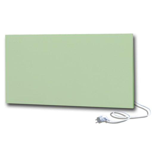 infrapanel UDEN-700 konnektoros fali fix RAL 6019 Pasztell zöld