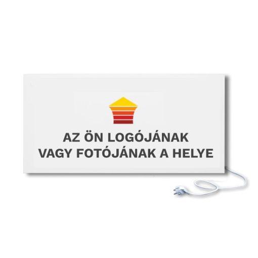 infrapanel UDEN-700 konnektoros fali fix személyre szabható (logóval vagy fotóval)