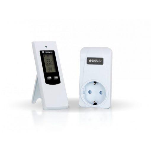 UDEN-S UDEN-TW vezeték nélküli termosztát