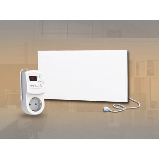 UDEN 700 dugvillás infrapanel + Terneo RZ termosztát