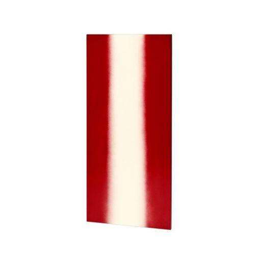 infrapanel UDEN-700 beköthető (dugvillás kábel nélkül) fali fix borszínű
