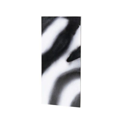 infrapanel UDEN-700 beköthető (dugvillás kábel nélkül) fali fix zebra